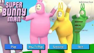 [Super Bunny Man][1] Insane Rabbit Game lol 171011