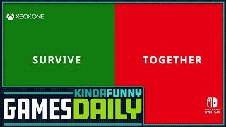 Xbox and Nintendo Throw Shade at PlayStation - Kinda Funny Games Daily 06.21.18