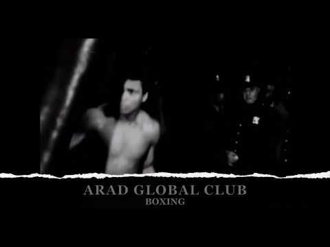 Boxing Training 6, Punching Bag Workout, Muhammed Ali, Arad Global Club: Eskişehir Boks, Kum torba