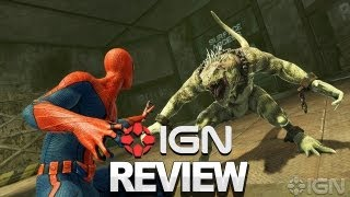 The Amazing Spider-Man Game Review - IGN Video Review