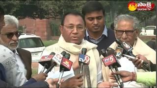 YSRCP Former MP Mekapati Slams Chandrababu -- Telangana Election Results 2018 -- Sakshi TV - netivaarthalu.com
