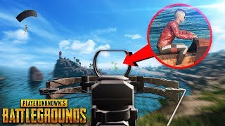 Longest Crossbow Headshot!!!!   Best PUBG Moments and Funny Highlights - Ep.376