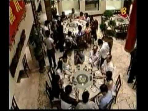 Chef Chan In Cai Jing Zhui Ji Show