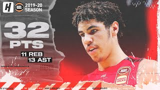 LaMelo Ball EPIC Triple-Double Highlights vs Cairns Taipans 2019.11.25 - 32 Points, 13 Ast, 11 Reb