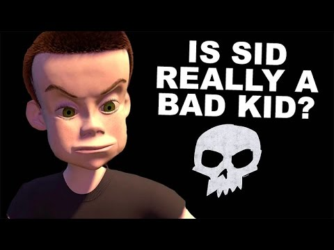 Is Toy Story's Sid Actually A Bad Kid?