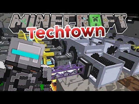 DIE GRINDER BATTERIE ANSCHLIESSEN! - MC:Techtown Ep.62 - auf gamiano.de