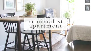 STUDIO APARTMENT TOUR | 365 sq. ft. studio/bachelor apartment
