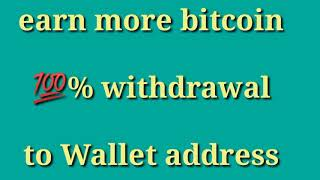 Free Bitcoin earn fast could minning easy