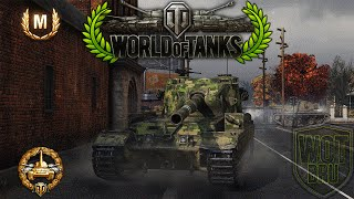 World of Tanks - FV215b(183) - 4 Kills - 11.2k Damage [Replay|HD]