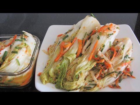 КИМ ЧИ по-корейски! традиционная острая корейская капуста How to Make Kimchi KimChi
