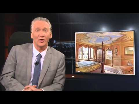 Bill Maher on Glenn Beck & Sarah Palin