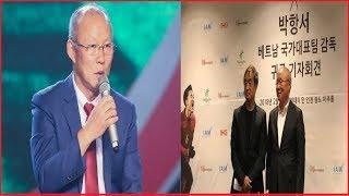 Vừa Về Nước, HLV Park Hang-Seo Đã Tuyên Bố Gây Sô'c Về U23 VN Khiến Hàn Quốc Xấu Hổ
