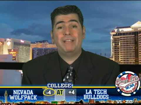 Nevada Wolfpack and Louisiana Tech Bulldogs College Football Odds and Pick Gamblers Television Video