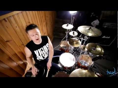 Maroon 5 - One More Night (rock Remix drum Cover By Mike Shishkin) video