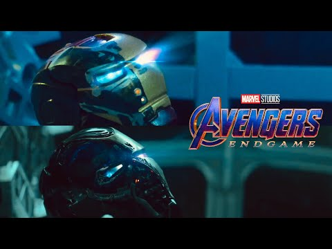 Avengers: Endgame Trailer IN LEGO (Side by Side Comparison)