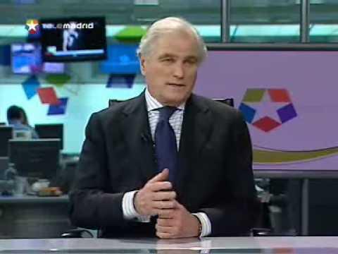 Ramón Calderón repasa la actualidad blanca en Telemadrid