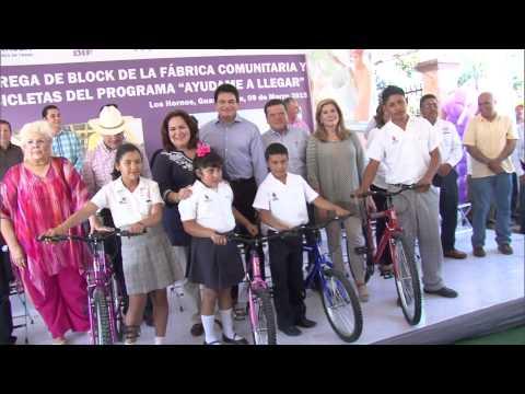 Malova entrega apoyos a familias de alta marginación en Guasave