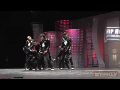 Philippine All-Stars 2008 World Hip Hop Champions (HQ) Music Videos