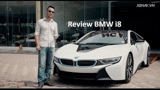 [XEHAY.VN] Đánh giá xe BMW i8 tại Hà Nội