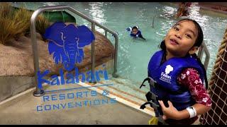 Vacation @ Kalahari Resorts & Conventions in Poconos, PA - October 2015