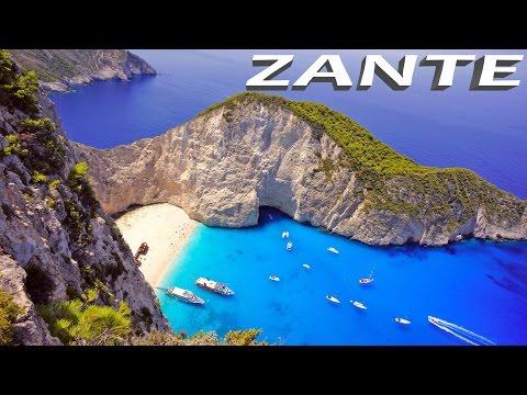 Zante, Zakynthos - Greece HD