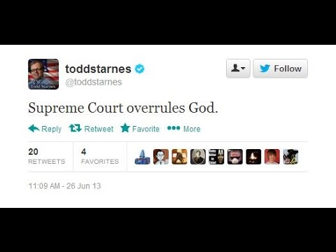 US Supreme Court & Jay Inslee rule against God June 28th 2016