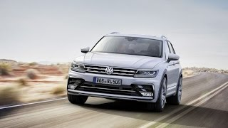2hp: The new Volkswagen Tiguan 2016