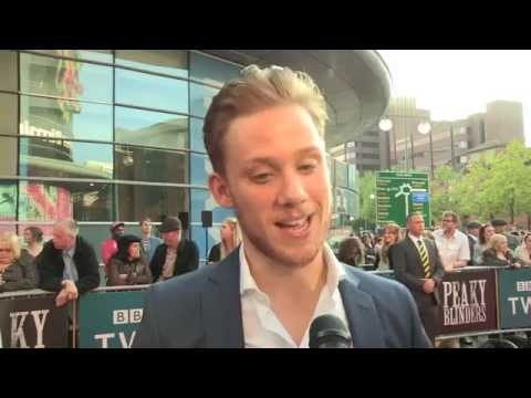 Joe Cole - Peaky Blinders Season 2 - World Premiere Interview