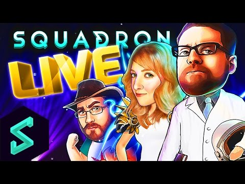 Heroes of the Storm Gameplay | TGN Squadron LIVE | Heroes of the Storm ft. MFPallyTime | TGN