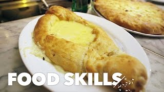 Khachapuri Is the Georgian Cheese Boat of Your Dreams | Food Skills
