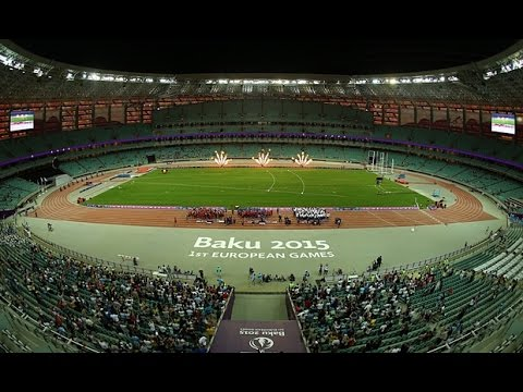 Silence over European Games in Azerbaijan is a grim indication of future