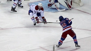 Zuccarello goes skate to stick to even things up in Game 6