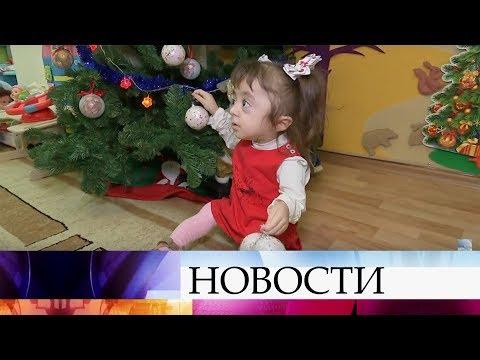 «Хрустальная» Айнур очень ждет новогоднего чуда и верит, что у нее появится семья.