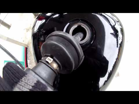 Honda Spirit 1100 // Top Speed //  Fuel Problems