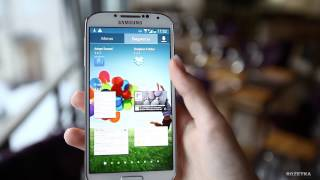 Смартфон Samsung Galaxy S4 review