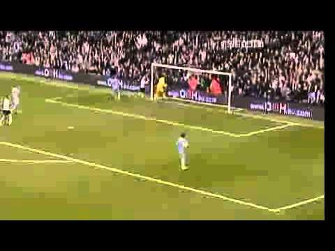 Heurelho Gomes funny goal