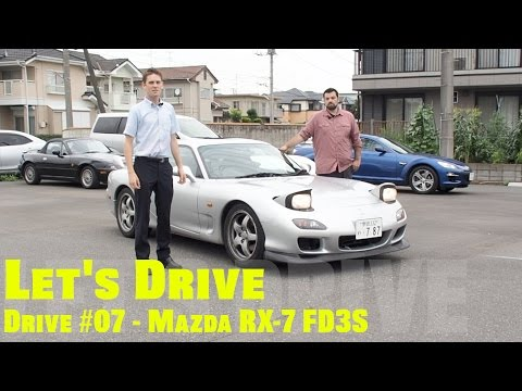 Let S Drive 07 Mazda Rx 7 Fd3s