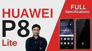 [Hindi-हिंदी] Huawei P8 Lite (2017) - हुवावे पी८ लाइट (२०१७)   Price   Specifications   Features