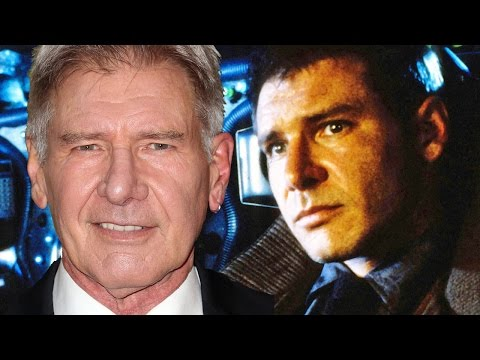Harrison Ford Confirmed For Blade Runner Sequel