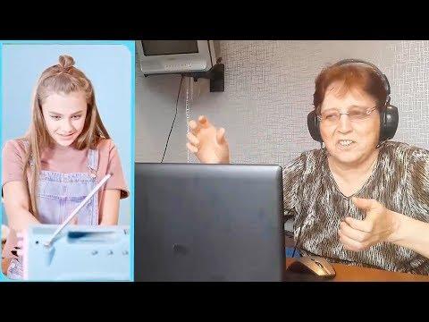 Катя Адушкина Лимонад / РЕАКЦИЯ
