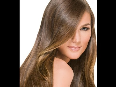 Como aclarar el pelo con productos naturales! - paso a paso!