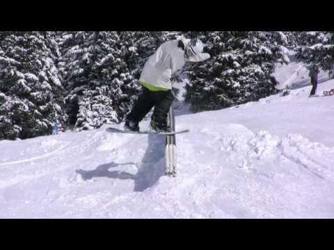 Show Me Love   Mayrhofen Vans Penken Park Snowboarding   Greg Stevens