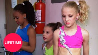 Dance Moms: The Trio Is Nervous to Face Abby (Season 2 Flashback) | Lifetime