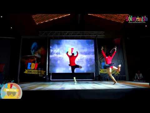 Emre - Esin Cha Cha Cha  Dance Performance | EDF-2018