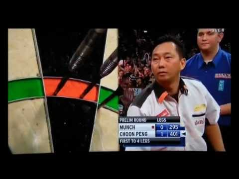 PDC WDC 2012 - Lee Choon Peng vs. Kevin Münch - 1/2