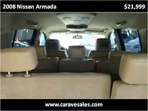 2008 Nissan Armada Used Cars Fresno CA