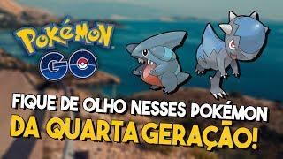 LISTA: POKÉMON VALIOSOS DA QUARTA GERAÇÃO! | Pokémon GO