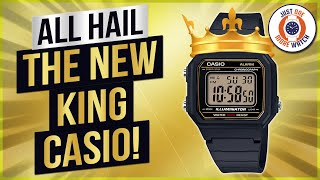 All Hail The New Budget King Casio! - Casio W217H