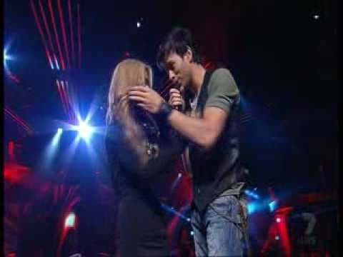 Enrique Iglesias - Heartbeat - Live  on The X Factor Australia...