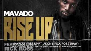 Watch Mavado Rise Up Ft Akon  Rick Ross video